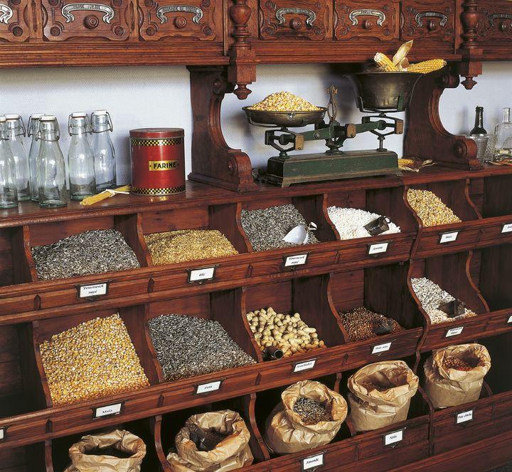 Sion boutique de produits r gionaux agence du valais for Agencement cuisine valais